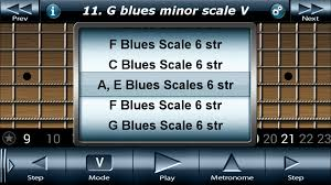 bluesman guitar scales android apps on google play
