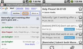 android mail client mobile gmail showdown the webapp versus a mail client