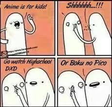Boku No Pico Meme - go watch boku no pico v boku no pico pinterest good luck