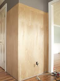 What Is A Foyer How To To Transform A Foyer With Board And Batten Wainscoting