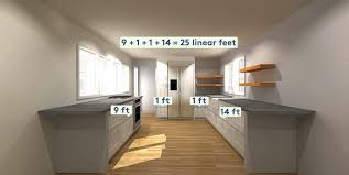 how much are cabinets per linear foot how to calculate linear for kitchen cabinets upgraded