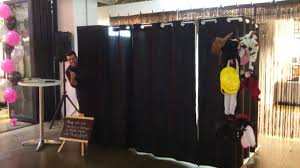 photo booth setup photo booth closed the party technician brackenfell cape town