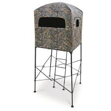 Sports Blinds Primal Homestead 7 U0027 Quadpod With Blind Enclosure Dunhams Sports