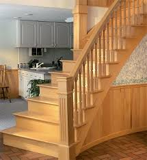 hardwood stairs to match flooring