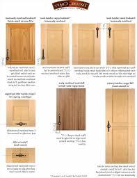 kitchen cabinet styles caruba info