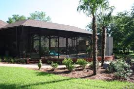 glass enclosed pavilion in southern comfort of alabama western