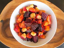 Winter Root Vegetables List - oven roasted root vegetables colorful seasonal
