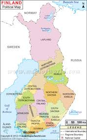 Capital Of Canada Map by Cities In Finland Finland Cities Map