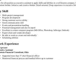 sle assistant resume resume cv hotel guide a to writing resumes ctgoodjobshk executive
