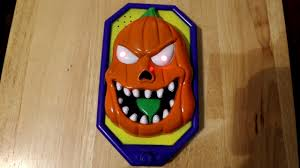 animated halloween decoration animated pumpkin doorbell greeter halloween decoration youtube