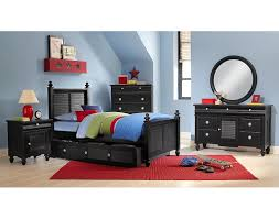 the seaside collection black value city furniture and mattresses