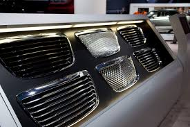 audi aftermarket grill forget the aftermarket mopar introduces eight special grilles