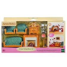 Sylvanian Families Calico Best Sylvanian Families Living Room Set - Family room set