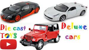 bugatti jeep die cast metal cars deluxe cars bugatti ferrari jeep super