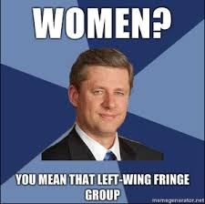 Douche Meme - harper is a douche politics pinterest meme feminism and politics
