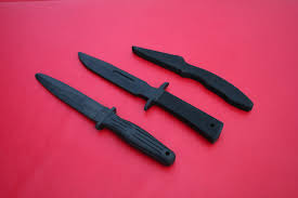 pink kitchen knives d i y knife training hone your skills at home s w a t magazine