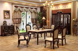 Antique Dining Room Table And Chairs Compare Prices On Carved Dining Room Chairs Online Shopping Buy