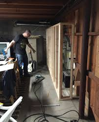 how we built the basement art room merrypad