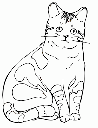 pete the cat halloween coloring page kids coloring