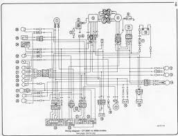 yamaha dt 125 wiring diagram yamaha wiring diagrams for diy car