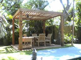 Modern Pergola Designs by Modern Pergola With Glass Crowdbuild For