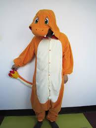 aliexpress com buy pokemon charmander cosplay jumpsuit costume