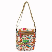 bloom purses bloom women s mini flap crossbody tweety twigs