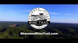Southern Illinois Wine Trail Map by Shawnee Hills Wine Trail Enjoy Illinois