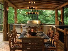Rustic Outdoor Kitchen Ideas Outdoor Entertaining Furniture Rustic Outdoor Kitchen Outdoor