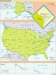 Washington Dc Maps Us Map Showing Washington Dc Cdoovision Com