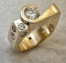 diamond custom rings images Get elegant and stylish custom rings bingefashion jpg