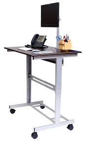Office Chair For Standing Desk Desk Ergonomic Standing Desk Canada Height Adjustable Sit Stand