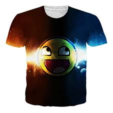 Smiley Face Memes - unicomidea memes t shirt men 2018 short sleeve tops funny smiley