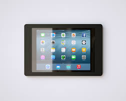 Ipad In Wall Mount Docking Station Edocking No Need To Be Ashamed Of Your Docking Station