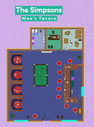 Mad Men Floor Plan by Floor Plans Famous Tv And Movie Businesses Bizdaq