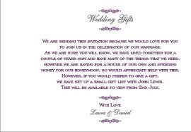 wedding gift list wording gift list wording for wedding invitations yourweek 3f7e97eca25e