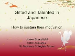 wedding quotes japanese gifted and talented in japanese junko bracefield
