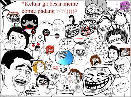 Meme Comic - ragegenerator rage comic keluarga meme comic padang