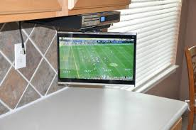 kitchen televisions under cabinet under cabinet kitchen tv buyers guide quality mobile video blog
