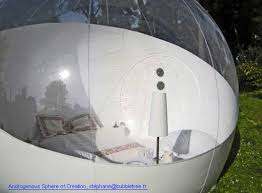 Transparent Tent Bubbletree Globes Are Prefab Bubble Shaped Tents For Luxury