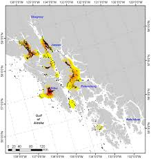 Sitka Alaska Map by Subarea Contingency Planning Maps