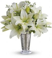 white lillies fragrant snow white lilies shiraz flowers gifts
