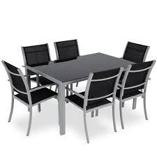 chaise et table de jardin pas cher ensemble table et chaise de jardin pas cher mobilier jardin design