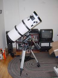 Hayneedle Telescope by Meade 12 0r 14 Inch Lx800 Fitted With Autoguider One Beautiful