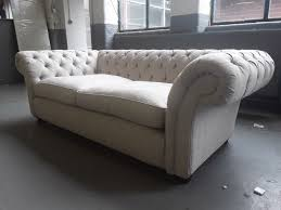 chesterfield style fabric sofa fabric chesterfield style sofa cara upholstered sofa living it