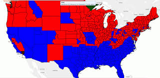 political us map random musings animations of us political changes since 1918