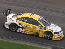 opel race car vauxhall astra super touring car u002700