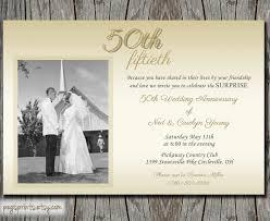 50th anniversary party invitations u2013 gangcraft net