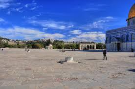 dome of the rock shrine jerusalem
