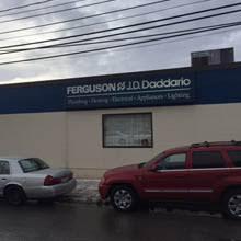 ferguson showroom newton ma supplying kitchen and bath